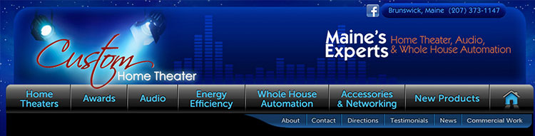 Custom Home Theater Systems & Automation