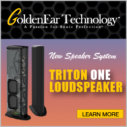 GoldenEar Triton One Loudspeakers